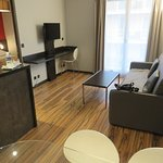 Standad one bedroom apartment