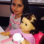 Best Friends Love a Morning at American Girl!