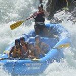 rafting class IV