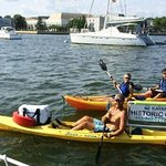 Great days at Kayak Annapolis! 🌞