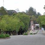 Portal del Parque desde la Avda Arturo Illia