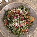 Chorizo Salad - Gluten Free
