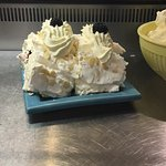 OMG!!! Meringue with dairy cream - Gluten Free!