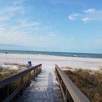 海灘別墅飯店照片
