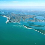 Marco Island is the largest and only developed land in Florida's Ten Thousand Islands