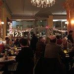 Cafe Un Doux Trois, December 2017