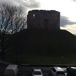 Clifford's Tower...view from my window