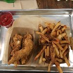 Tenders & Fries