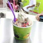 Keep it simple with Sour Sop FroYo
