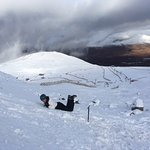 Excellent winter skills course