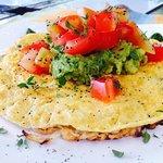 Foto de La Ballena Roja Cafe