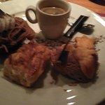 café gourmand (torche marrons...)