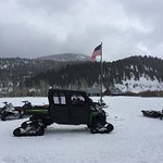 Unbelievable spot to visit! Rode sleds in for lunch. Felt very welcomed and lunch was great. Hop