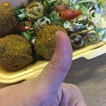 Falafel-ly good