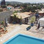 Foto de Lagoa Beach Hostel