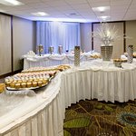 Dessert Buffet for Holiday Functions