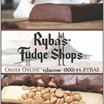 Ryba's Fudge is voted year in and year out the best Mackinac Island fudge.