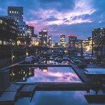 Blue Hour @Medienhafen