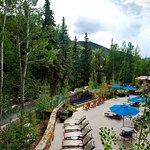 Vail Cascade Exterior Summer Back Deck