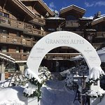 Photo de Grandes Alpes Private Hotel & Spa