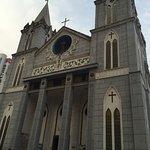 Yichang neighborhood - Old Franciscan Church