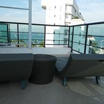 Relax in the balcony