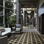Hallway from Markham Ballroom towards Main Lobby