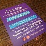 Lanika restaurant halifax