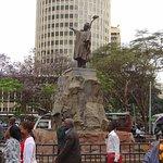 Statue of Tom Mboya