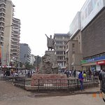 Statue of Tom Mboya