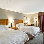 Two Double Guest Room