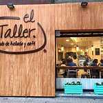 EL TALLER - Club de Helado y Café