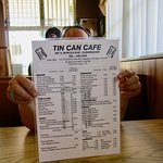 Foto de Tin Can Cafe