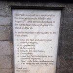 American Embassy memorial Park