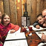 Great Family dinner - thanks Old Corral!