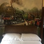 The Flying Scotsman room