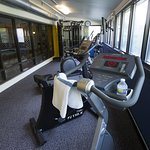 Break A Sweat in the Fitness Facility