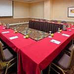 Over 5,000 square feet of flexible meeting space