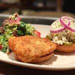 Gulf Coast Fish Sandwich