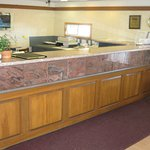 SPAALFront Desk
