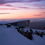 Knoll Ridge Cafe, Whakapapa Ski Area, New Zealand