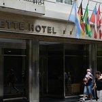 Foto de Lafayette Hotel