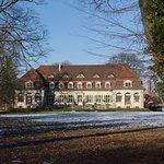 Rückseite des Schlosshotel, Datum: 22.01.2017