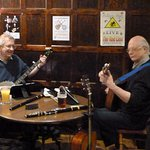 The Rude Mechanicals play at the Red Lion most Wednesday evenings