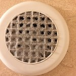 The cleanliness of the bathroom fan is a fair reflection of the overall package.   Lovely staff,