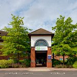 Look forward to a wam welcome at the Holiday Inn Express NEC