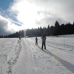 Klingenthal estación de Ski