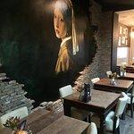 Photo de Hotel Johannes Vermeer