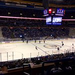 Scottrade Center Blues Hockey