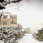 Snowfall at The Chanler